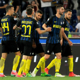 L'Inter batte la Lazio ed evita il record negativo