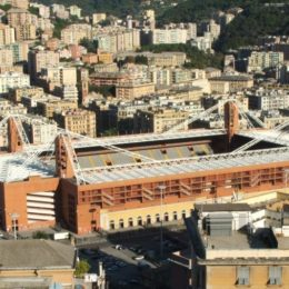 Genoa-Inter, meteo Marassi