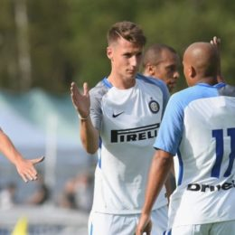 Pinamonti e Rover aprono la stagione, l'Inter batte il Wattens 2-1
