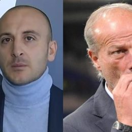 """Ausilio come Roberto Carlino, mentre Sabatini: """"Pastore improbabile"""""""