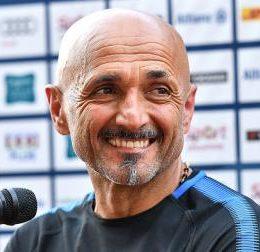 """Spalletti: """"Noi lenti e un po' fortunati, ma abbiamo fatto tre gol"""""""