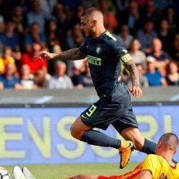 Le pagelle di Benevento-Inter 1-2, Icardi finalmente gioca per la squadra