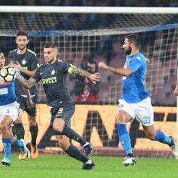 L'Inter ingabbia il Napoli