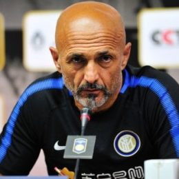 "Spalletti: ""Senza tregua sempre, turn-over? C'è tempo"""