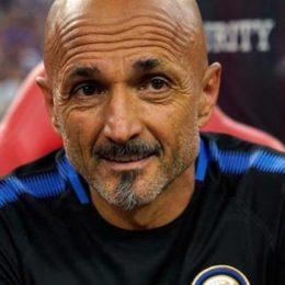 """Spalletti: """"Icardi recuperato, potrei far giocare Santon, i nazionali italiani non devono essere turbati"""""""