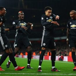 Arsenal-United 1-3, Mou-Wenger, torna lo spettacolo della premier