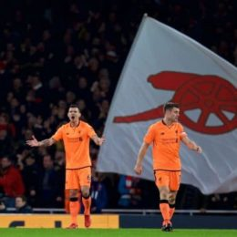 Arsenal-Liverpool, cinque gol in venti minuti!