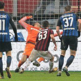 Inter stremata, vince il Milan, Spalletti sbaglia i cambi