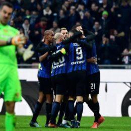 L'Inter si sblocca sette volte su quindici da fermo