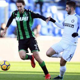Le pagelle di Sassuolo-Inter 1-0, si salvano solo Skriniar e Cancelo