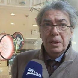 """Moratti inizia ad arrabbiarsi (?): """"Avrei preso un attaccante e Barella"""""""
