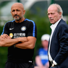 "Spalletti: ""No seconda punta vicino a Icardi"""