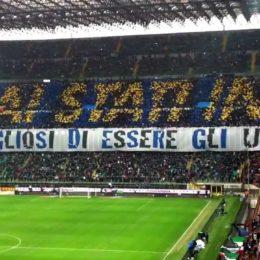 La passione degli interisti: 56000 spettatori di media e con il Verona aperto il terzo anello