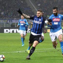 Inter e Napoli in gabbia, finisce senza reti