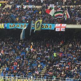 Sampdoria-Inter: Meteo e convocati