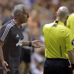 Mourinho eliminato, attacca la società