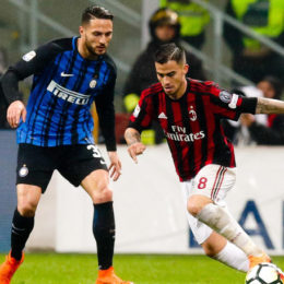 Le pagelle di Milan-Inter 0-0
