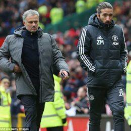 Zuca Mourinho, di padre in figlio