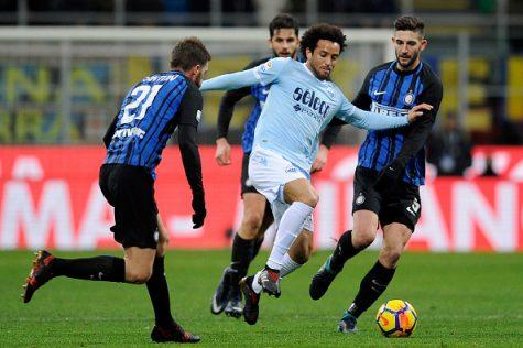 Foto Inter-Lazio a San Siro