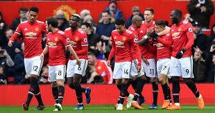 Giocatori del manchester United