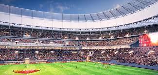 disegno nuovo stadio della Roma