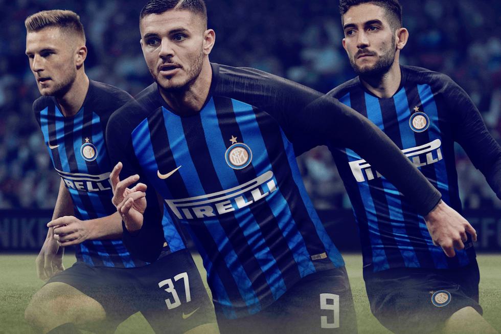 Nuova maglia Inter 2019