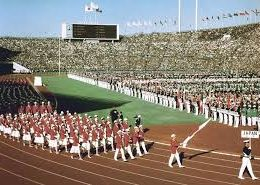 Roma 1960, l'olimpico di Roma