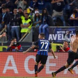 Pazza Lazio e l'Inter va in Champions