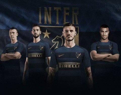 Maglie immaginarie Inter