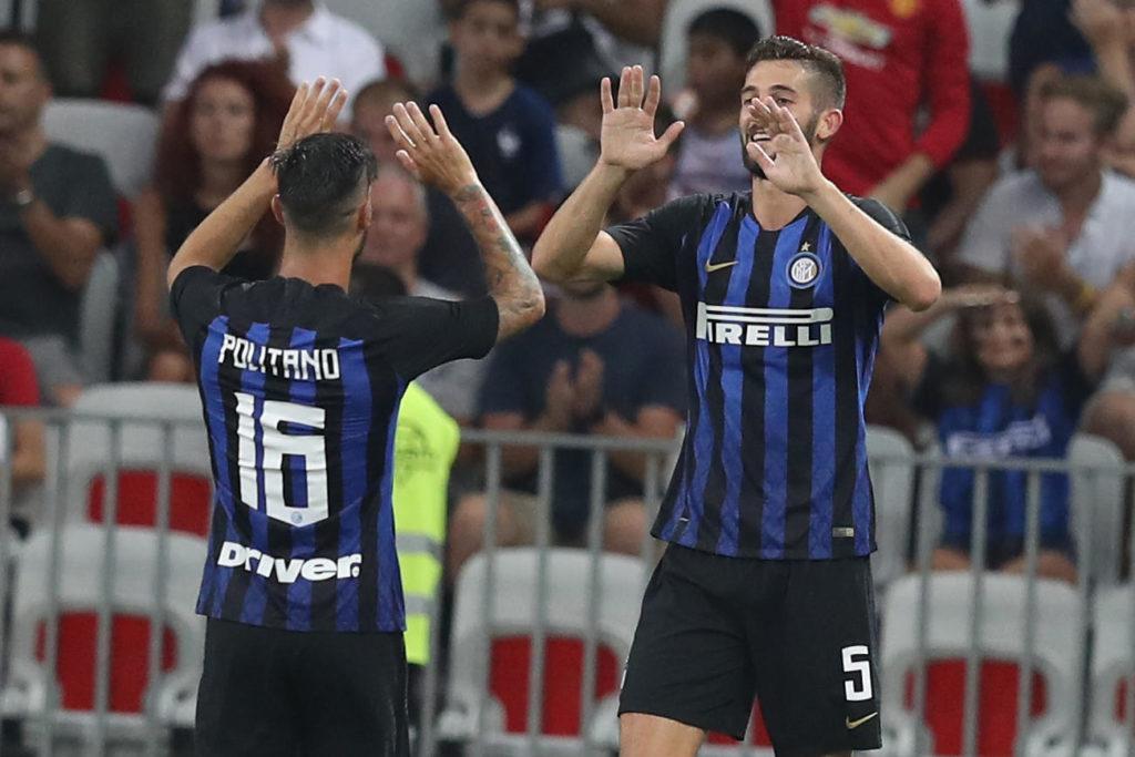 Gagliardini gol al Chelsea