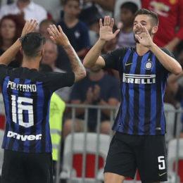 Pari con il Chelsea, crescono Gagliardini e Dalbert