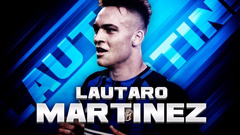 Lautaro Martinez screen