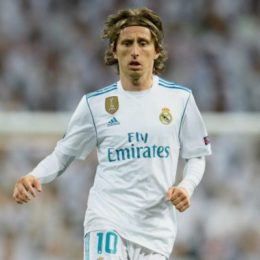 Modric, è guerra Real-Inter