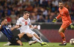 Handanovic errore col Torino
