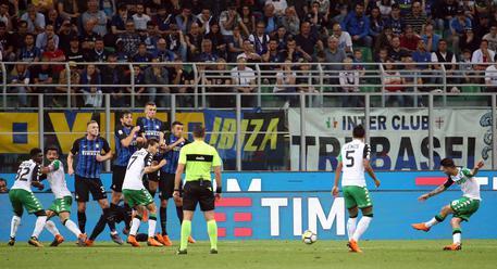 Politano gol Inter