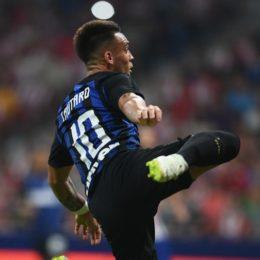Lautaro gol spettacolo, l'Inter batte l'Atletico