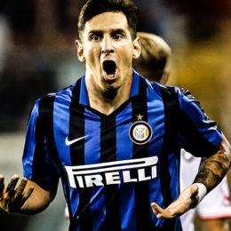 Inter, prendi Messi!