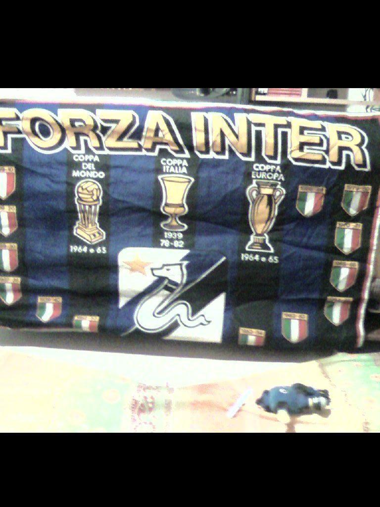 Bandiera storica dell'Inter
