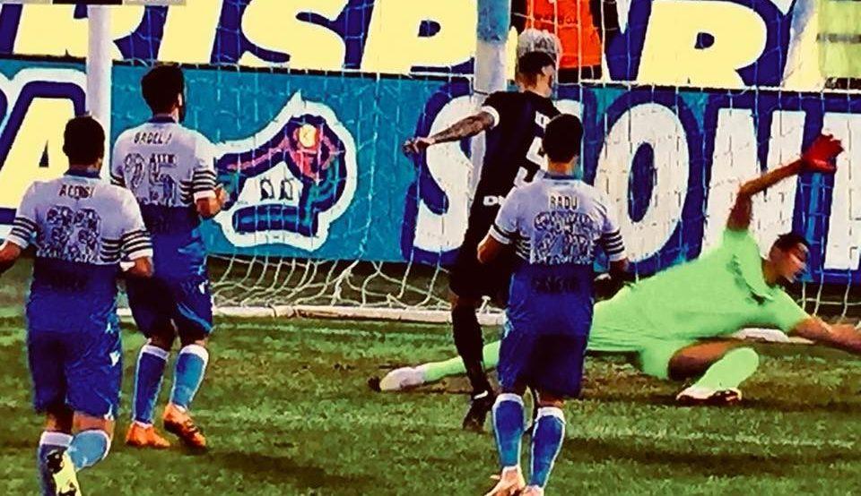 Il gol di Icardi alla Lazio 2018