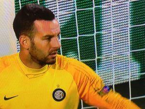 portiere dell'Inter
