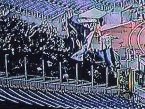 Tifosi interisti a Lazio