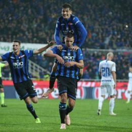 L'Inter prende un'inzuppata a Bergamo