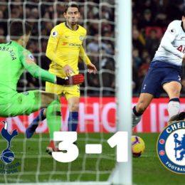 Premier, il Tottenham svetta sul Chelsea