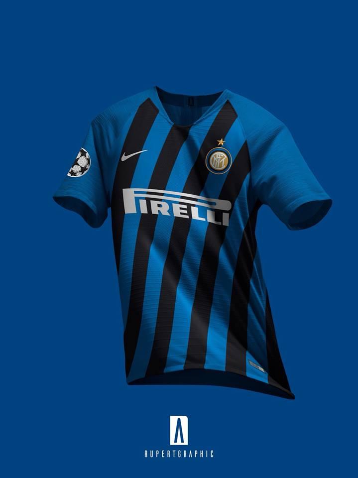 prossima maglia Inter