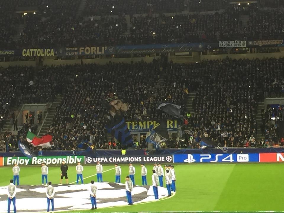 La champions Inter