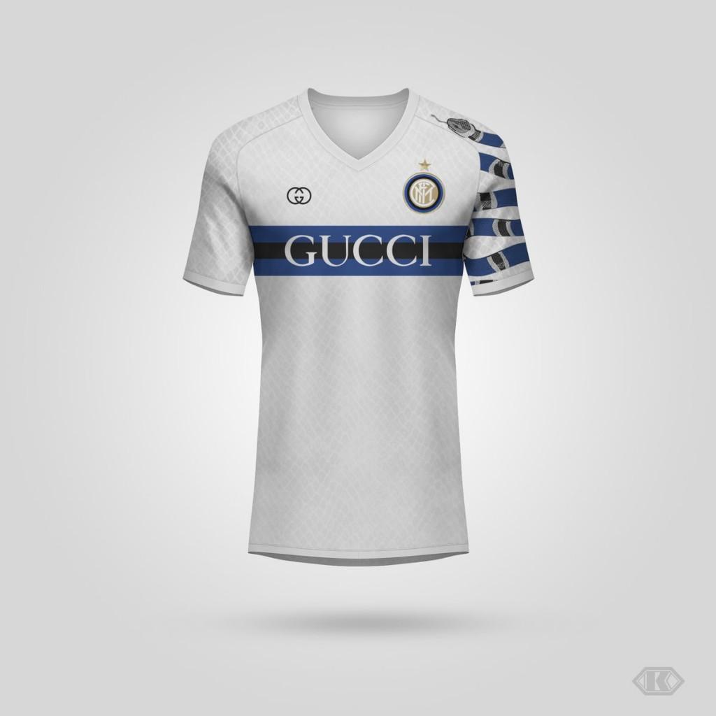 maglia Inter gucci