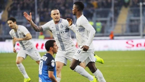 Keita gol a Empoli