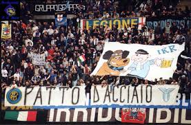 Curva Inter fascista