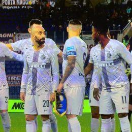 Inter, due punti persi a Roma