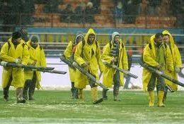 Il senso dell'Inter per la neve